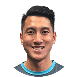 Physiotherapist Sam Nguyen