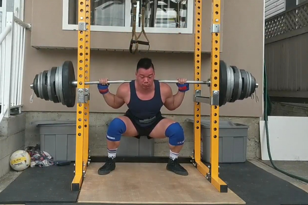 9 months post knee surgery: 500 lbs squat, all time personal best