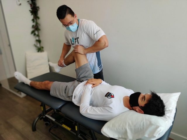 Vancouver Physiotherapist Henry Young