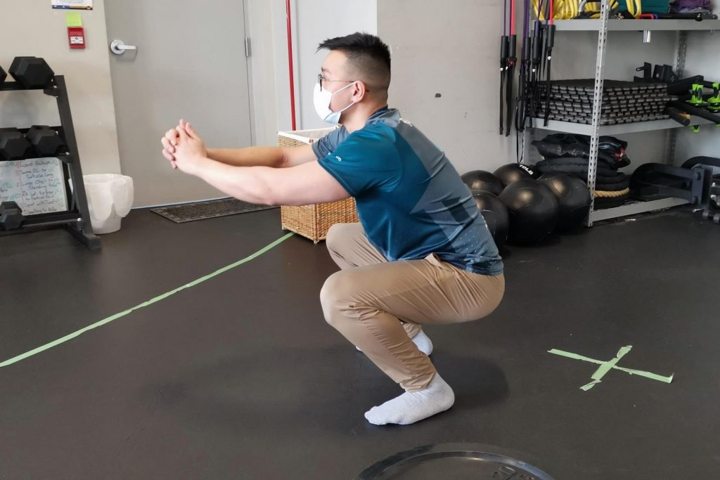 Henry Vancouver Physiotherapist Squat Tips.