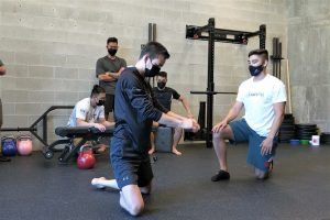 Vancouver ICBC active rehab with Lift Clinic