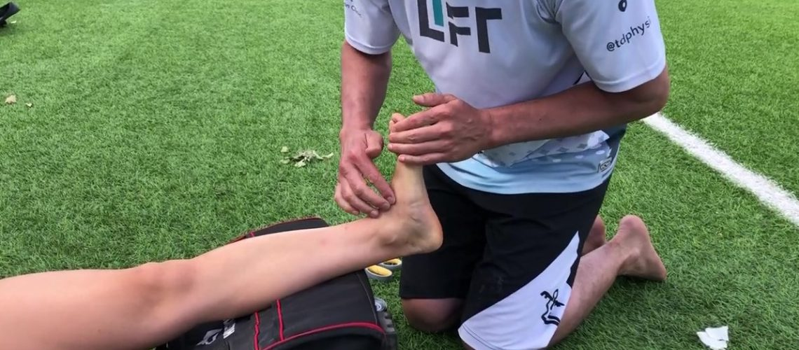 Vancouver physio experts on sprains and strains
